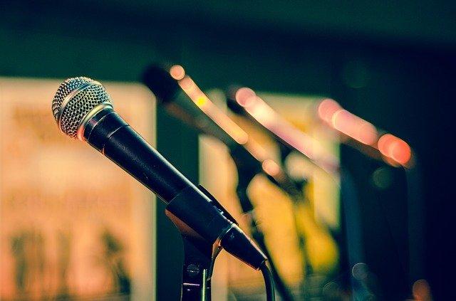 Mikrofon - kurs emisji głosu